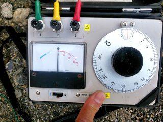 実測値で接地抵抗が0.5Ωを記録!驚異の低ノイズスタジオ