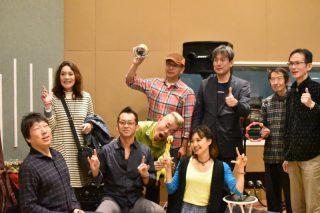 集合写真@大阪住之江CSE Recording Studio