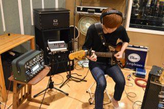 脳内リフレインのレコーディングを行いました!