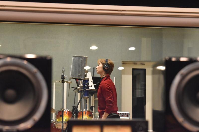 OSK日本歌劇団の桜花昇ぼるさんの制作順調に進行中です!