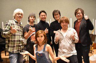 潤雅(yuna)さんのレコーディングを行いました!