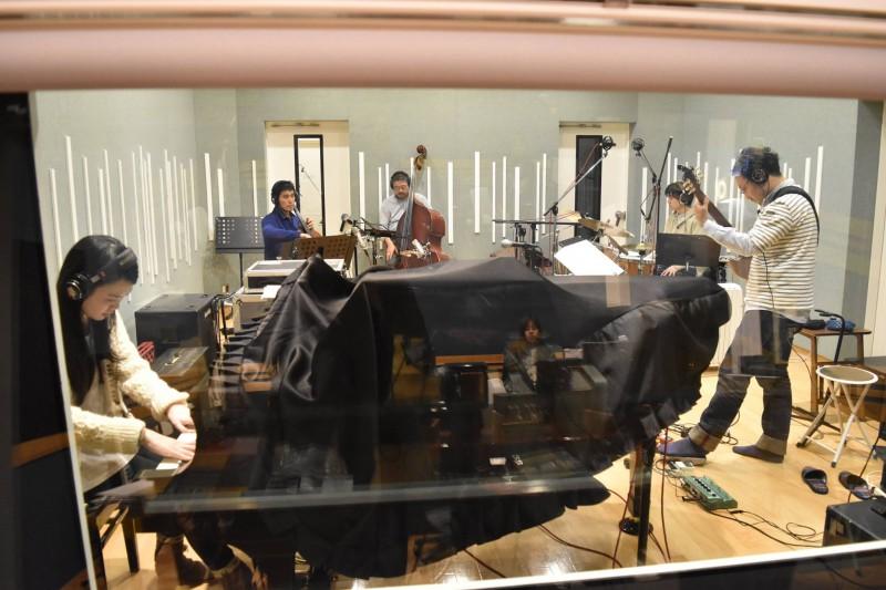 ピアニスト西田衣利子さんのレコーディングを行いました!
