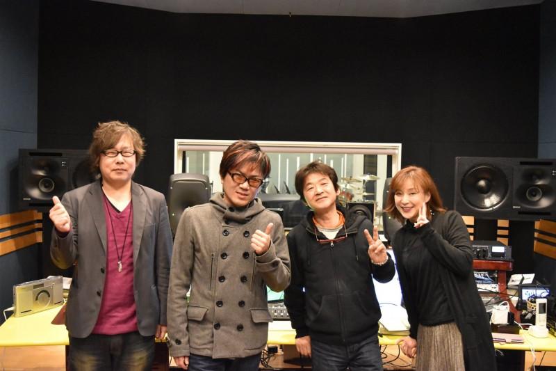 OSK日本歌劇団出身の大咲せり花さんのレコーディングを行いました!