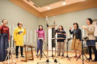 ハートボイススタジオミュージックスクール様のレコーディングを行いました!