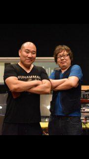 JeffMiyaharaさんのレコーディングセッションに当スタジオをご利用頂きました!