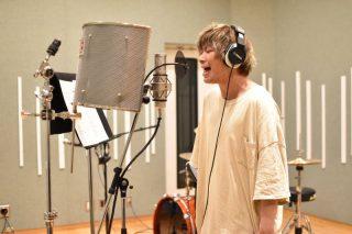 「夕立ちに笑う」さんのレコーディングを行いました!