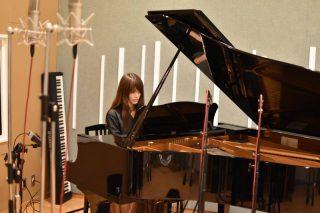 シンガーソングライターの濱田美里さんのレコーディングを行いました!