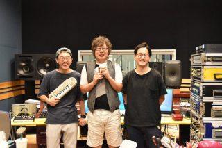 レコーディングエンジニアの山本尚弘さんが来阪されてのプロジェクトでした!