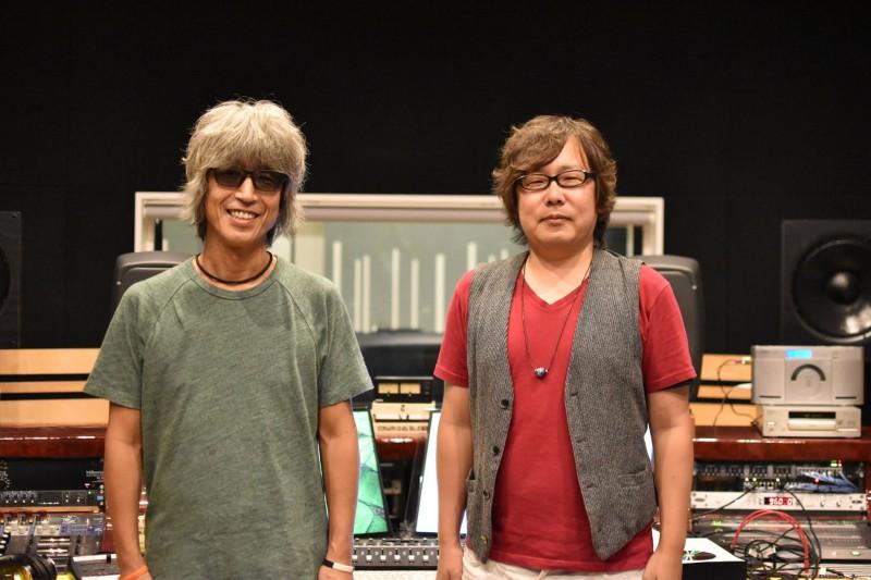 MOJO CLUB、THE TIMERSのバンド活動に 加え忌野清志郎の右腕として活躍され、現在ソロで活動されている三宅伸治さんのプロジェクトでレコーディングを行いました!