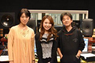 元OSK日本歌劇団の妃那マリカさんのレコーディングを行いました!