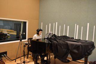 宇野あゆ美さんのレコーディングを行いました!