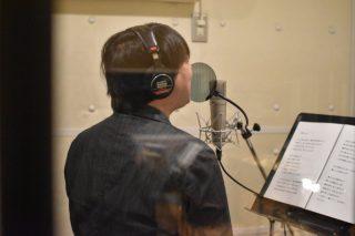 「Izu」さんのレコーディングを行いました!