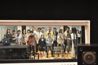 MusicActivist shihoさんのプロジェクトのレコーディングを行いました!