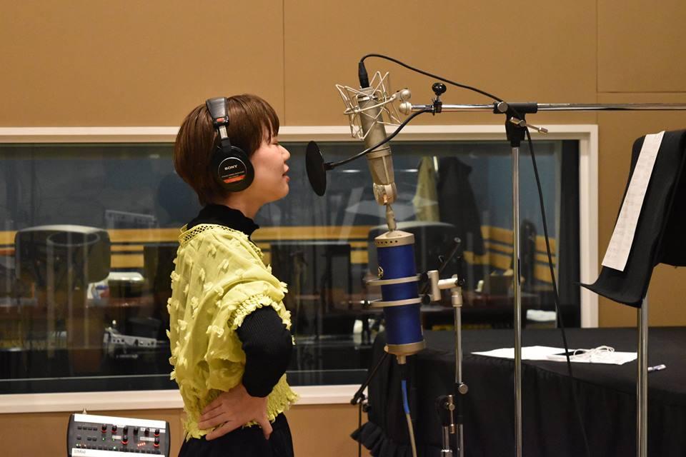 SpecialFavoriteMusicさんのレコーディングを行いました!