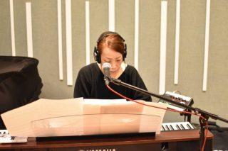 和歌山を拠点に活動するシンガーTONPEIさんのレコーディングを行いました!