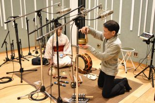 MuCREATOR CHIYOさんとやまと舞のみなさんとのコラボレーションをレコーディングしました!
