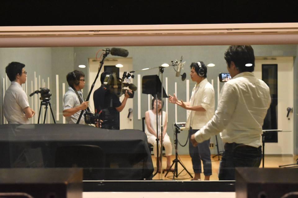 シンガーソングライターの北川たつや