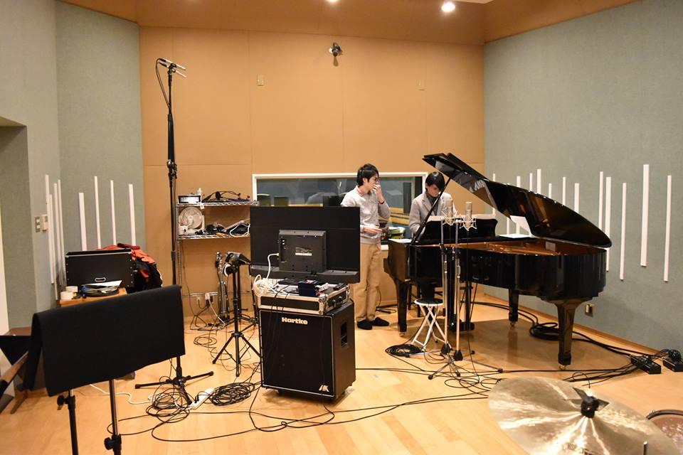 新鋭・井樫彩監督作「真っ赤な星」の劇伴録音でご利用頂きました!