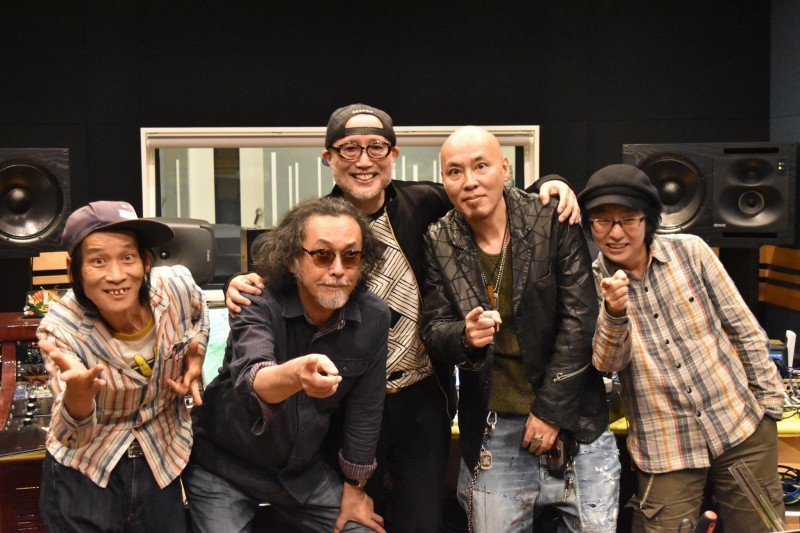 石田長生さんのトリビュートアルバムのミックスまで無事終了です!