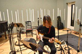 シンガーの秋人さんのレコーディングを行いました!